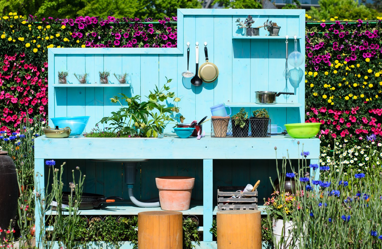 Outdoor Küche Vintage : Outdoorküchen gourmet at home