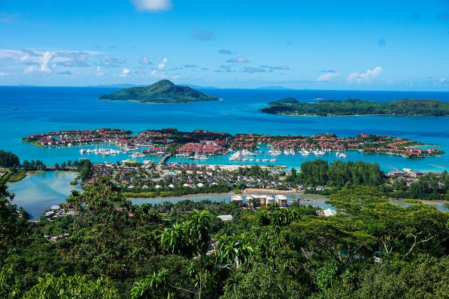 Seychellen Urkontinent